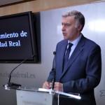 Ciudad Real: Pedro Martín califica de «peregrina» la propuesta de Izquierda Unida de «abrir más tiempo las iglesias»