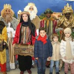 Los Reyes Magos de Oriente han empezado a recibir las peticiones de los niños de Puertollano