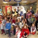 Ciudad Real: AJE recibió a los Reyes Magos como anticipo de la gran noche