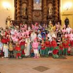 Almodóvar del Campo: Los reyes magos visitan de nuevo a vecinos de todas las edades