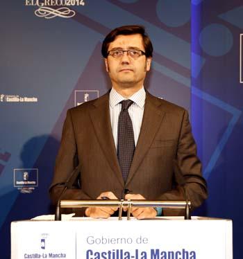 Leandro Esteban Rueda Prensa Consejo Gobierno. Foto Juan Echagüe/jccm