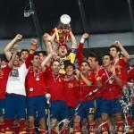 La selección española de fútbol, entre los Perlés de Honor 2014 del Carnaval de Herencia