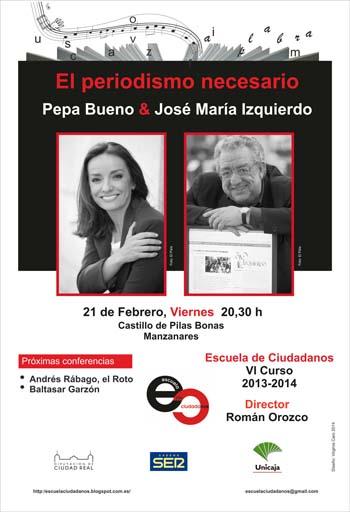 Cartel Bueno & Izquierdo