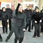 Ciudad Real: Una consulta a ritmo de zumba por la autonomía de las personas con discapacidad