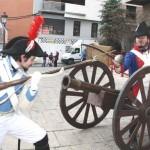 Puertollano recreará los tiempos de Napoleón en el Mercado de la Independencia
