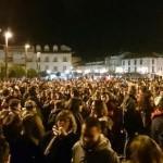 Alcázar de San Juan: Otra gran cacerolada vela a los encerrados en el Ayuntamiento contra la privatización del agua