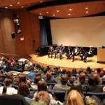 """""""Aquel no era yo"""", el corto ciudadrealeño nominado a los Oscar, se proyectó en la ONU"""