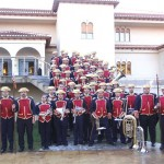 Puertollano: La Agrupación Musical «San Miguel Arcángel» interpretó una selección de su repertorio en la I Feria Cofrade de Granada