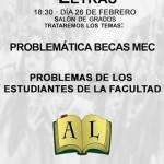Ciudad Real: La Asamblea de Letras se presenta este miércoles