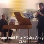 Ciudad Real: Audi Filia revive a El Greco a través de la música de su época en el Teatro de la Sensación
