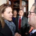 Caja Rural Castilla-La Mancha, con los empresarios de la región en Ciudad Real