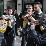 Calentando labios: Cacofonía antes del concierto en Ciudad Real