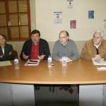 El historiador Manuel Ciudad presentó su último libro sobre Calzada de Calatrava