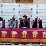 Presentado el logo y un avance de los actos del 775 Aniversario de la Carta Puebla de Herencia