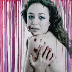 La actriz Silvia Abascal en la campaña '18 segundos' del Instituto de la Mujer (2006)