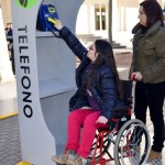 Los estudiantes de Ciudad Real se meten en la piel de las personas con discapacidad física