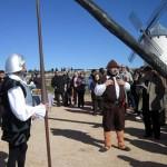 Campo de Criptana: Decenas de personas participaron de la Aventura de la Matanza Tradicional en un nuevo domingo de molienda