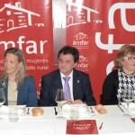 El alcalde de Daimiel comparte con AMFAR las posibilidades que La Motilla abrirá para el emprendimiento