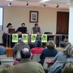 Daimiel: Gran participación en la charla de Frente Cívico sobre la Ley de Dependencia
