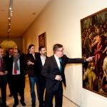 """La exposición """"El Greco después del Greco"""" permanecerá en el Convento de la Merced de Ciudad Real hasta el 30 de abril"""