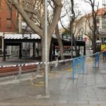 Ciudad Real: Los técnicos radiografían las entrañas de la Plaza de Cervantes y esperan obtener resultados en los próximos días