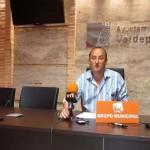 IU insta al Ayuntamiento de Valdepeñas a que solicite la devolución del céntimo sanitario