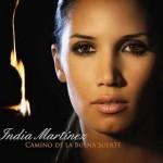 """La cantante India Martínez presentará su """"Camino de la buena suerte"""" en los premios """"Vinos Ojos del Guadiana 2014"""""""