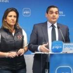 """El Grupo Popular denuncia que los socialistas de la Diputación """"han cerrado el Centro de la Mujer de forma vil y rastrera"""""""