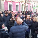 Puertollano: Los trabajadores de Solaria convocan otra concentración el viernes a las puertas de la empresa