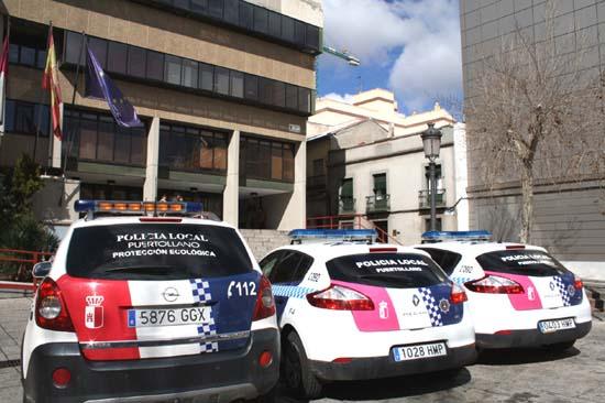 Resultado de imagen de policia local puertollano