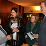 La alcaldesa de Ciudad Real recuerda que el Ayuntamiento regresa a la senda de la cooperación internacional en la presentación de la campaña de Manos Unidas