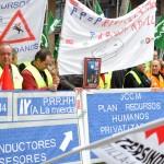 El TSJ-CLM paraliza la ejecución del Plan de Recursos Humanos de los conductores de la Junta