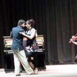'Tango' levanta al Ayala de Daimiel