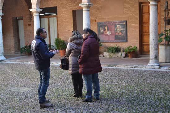 El ayuntamiento de almagro valora que en 2013 haya crecido el turismo diario - Oficina de turismo de almagro ...