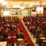 Valdepeñas acogió en un abarrotado salón una nueva charla de la PAC promovida por la Fundación Caja Rural CLM