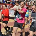 Gustavo Molina y Sonia Ruiz se alzan con la victoria en la 7ª Carrera Urbana de Ciudad Real