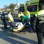 Ciudad Real: Una mujer resulta herida tras ser atropellada en las proximidades del Quijote Arena