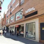 Inditex planea cerrar su tienda Lefties de Puertollano el próximo 30 de abril