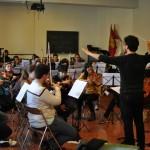 Duelo de inmortales en Ciudad Real: La OFMAN afila instrumentos para interpretar este viernes a Mozart y Beethoven en el Quijano