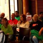 Puertollano: La PAH logra que el pleno apruebe la exención cautelar del cobro de plusvalías a personas en riesgo de desahucio
