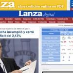 El plan de viabilidad del diario Lanza prosigue con una histórica externalización de la rotativa y la extinción de más contratos
