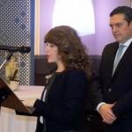 Campo de Criptana: Montse Agudo recibe el reconocimiento de Mujer del Año en el acto inaugural con motivo del Día de la Mujer