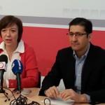 """Caballero se pregunta si Ortega y Labrador pretenden dar una """"patada en la urna"""" de la Plataforma en contra de la privatización del agua de Alcázar"""