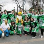Almodóvar: 250 participantes tomaron parte en el desfile dominical de grupos