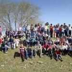 Argamasilla de Alba: Los escolares celebraron el Día Forestal Mundial plantando árboles