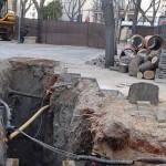 Ciudad Real: Nuevo retraso en las obras de la Plaza Cervantes que no comenzarán antes de que finalice el año