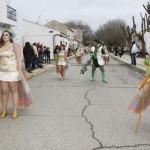 Color y alegría en el desfile de carnaval de Argamasilla de Calatrava
