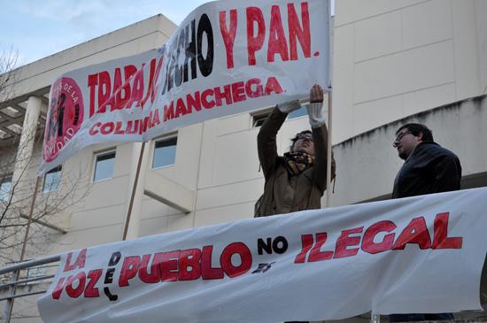 22 de marzo: Asamblea en el Campus de Ciudad Real