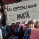 22M: Salen tres autobuses desde Ciudad Real para unirse a las Marchas de la Dignidad