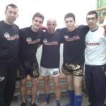 Ciudad Real: El Príncipe Felipe acogió el mejor kick boxing de la región